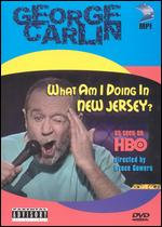 cover: Carlin, George: What Am I Doing in New Jersey?