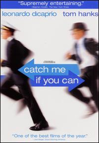 cover: Catch Me If You Can (2d-2002)