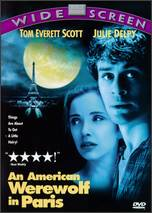 cover: American Werewolf in Paris, An