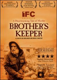 cover: Brother's Keeper (1992)