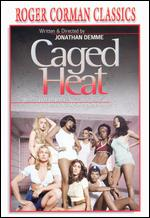 cover: Caged Heat