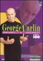 cover: Carlin, George: Complaints and Grievances