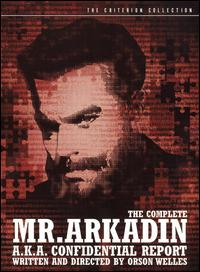 Mr. Arkadin (3d-aka Confidential Report)