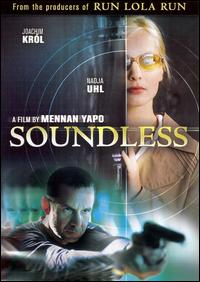 cover: Soundless (Lautlos)
