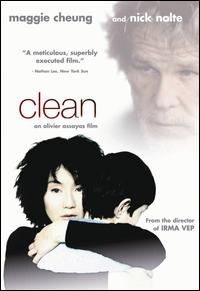 cover: Clean (Olivier Assayas)