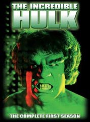 cover: Incredible Hulk 1st Season - d1-2/4