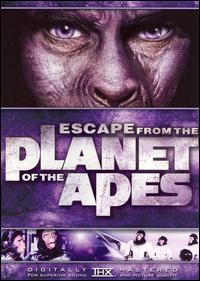 cover: Escape from the Planet of the Apes (3rd in series)