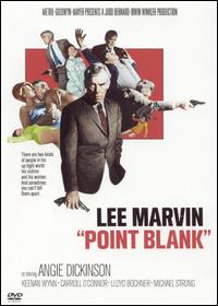 cover: Point Blank (1967)