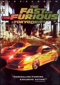 cover: Fast and the Furious 3 Tokyo Drift