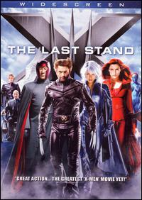 cover: X-Men 3 (X3) The Last Stand