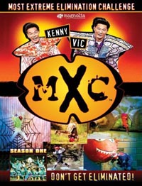 cover: MXC (Most Extreme Elimination) 1st Season - d1/2