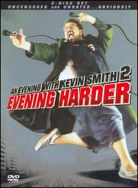 cover: Smith, Kevin: Evening Harder - An Evening With 2