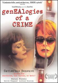 cover: Genealogies of a Crime