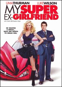 cover: My Super Ex-Girlfriend