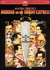 cover: Murder on the Orient Express (1974)