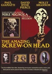 cover: Amazing Screw-On Head, The (Mike Mignola)