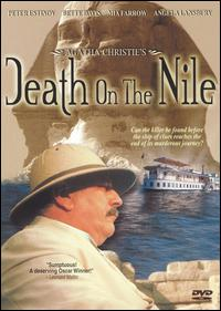 cover: Death on the Nile