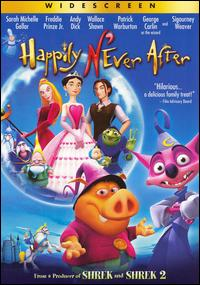 cover: Happily N'Ever After