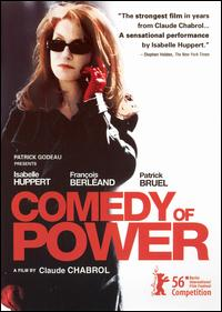 cover: Comedy of Power (L'Ivresse du Pouvoir)