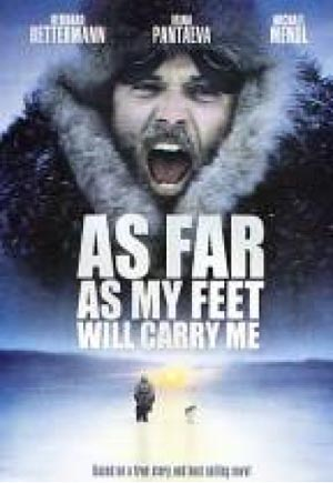 cover: As Far as My Feet Will Carry Me