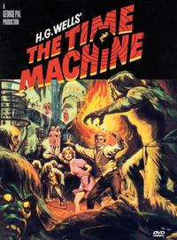 cover: Time Machine, The (1960)