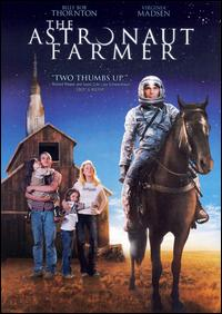 cover: Astronaut Farmer, The