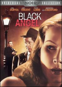 cover: Black Angel (1946)