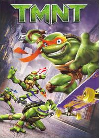 cover: TMNT (2007-Teenage Mutant Ninja Turtles)