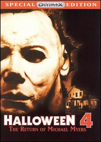 cover: Halloween 4 The Return of Michael Myers