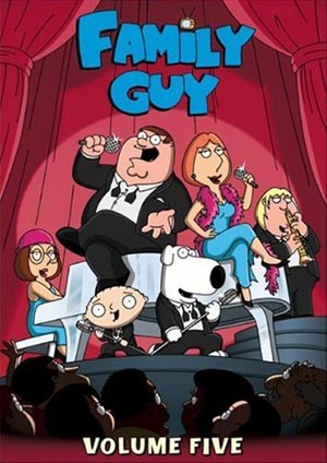 cover: Family Guy: Vol 5, d1/3