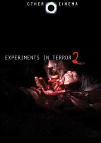 cover: Experiments in Terror 2
