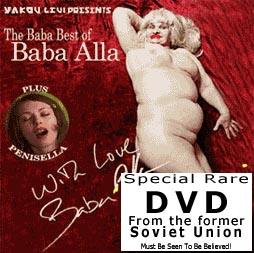 cover: Baba Best of Baba Alla, The (plus Penisella)