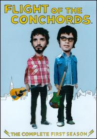 cover: Flight of the Conchords 1st Season - d2/2