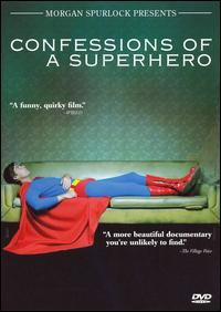 cover: Confessions of a Superhero (2007)