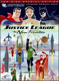 cover: Justice League: The New Frontier (2d)