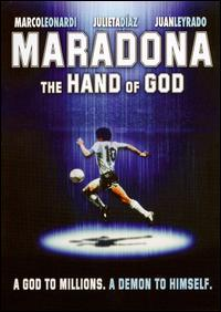 cover: Maradona: The Hand of God