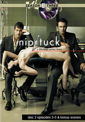 cover: Nip/Tuck 3rd Season - d2/6