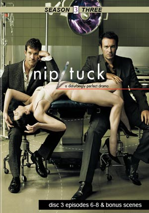cover: Nip/Tuck 3rd Season - d3/6