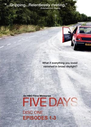 cover: Five Days (HBO) - d1/2