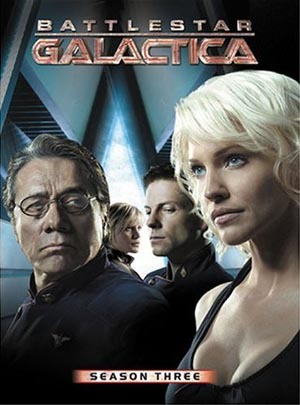 cover: Battlestar Galactica: 3rd Season - d5-6/6