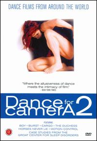 cover: Dance for Camera 2 (2008)