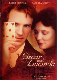 cover: Oscar and Lucinda (1997)