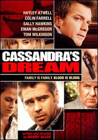 cover: Cassandra's Dream (2008)