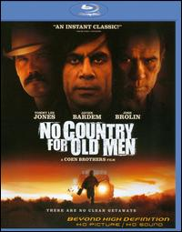 cover: No Country for Old Men (Blu-ray)
