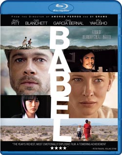 cover: Babel (Blu-ray)