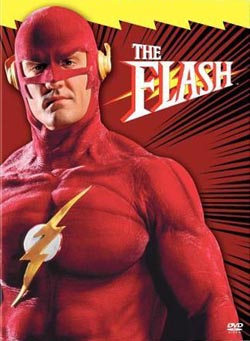 cover: Flash, The (1990) - d3-4/6 (2d)