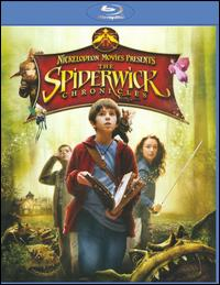 cover: Spiderwick Chronicles, The (Blu-ray)