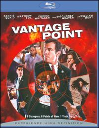 cover: Vantage Point (Blu-ray-2008)