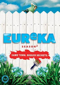 cover: Eureka: 2nd Season - d2/3
