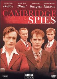 cover: Cambridge Spies (2d-2003)